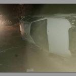 Car thief dies in crash