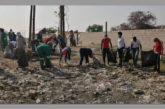 Thousands of people join in to clean Namibia up