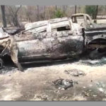Fuel smuggler and his niece burns beyond recognition