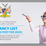 Almost 2 000 teaching posts to be rolled out