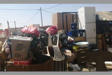 City of Windhoek gives evicted family temporary shelter