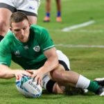 Ireland beats Samoa for place in the last eight