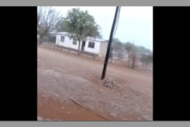 Namibian communities welcome more good rains